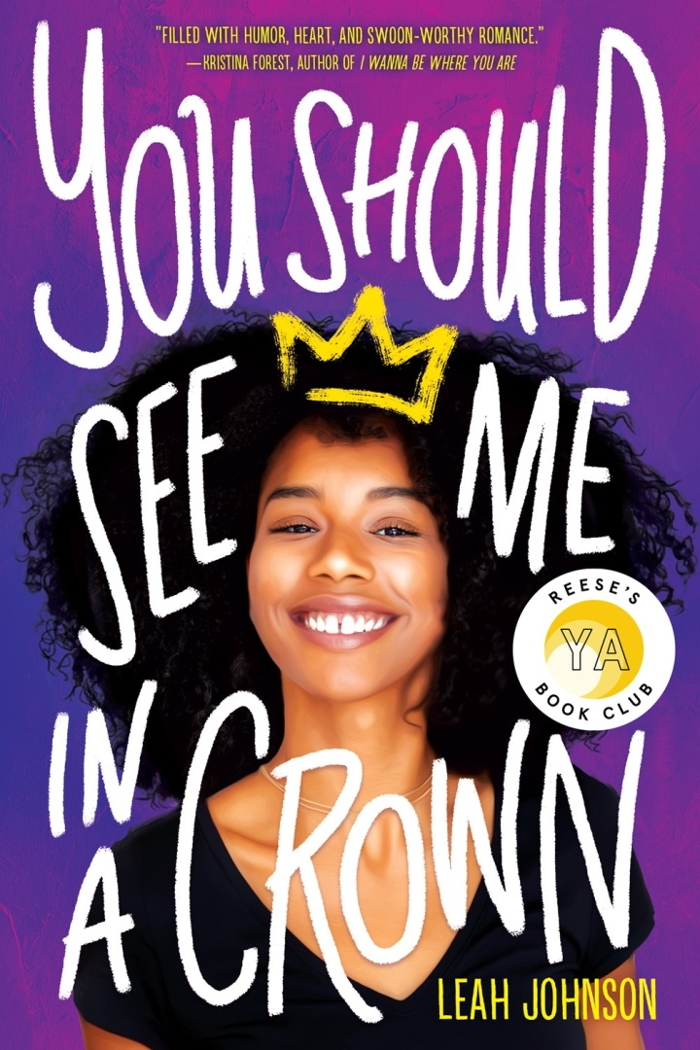 Review of You Should See Me in a Crown
