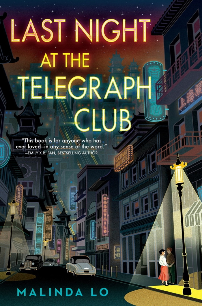 Review of Last Night at the Telegraph Club