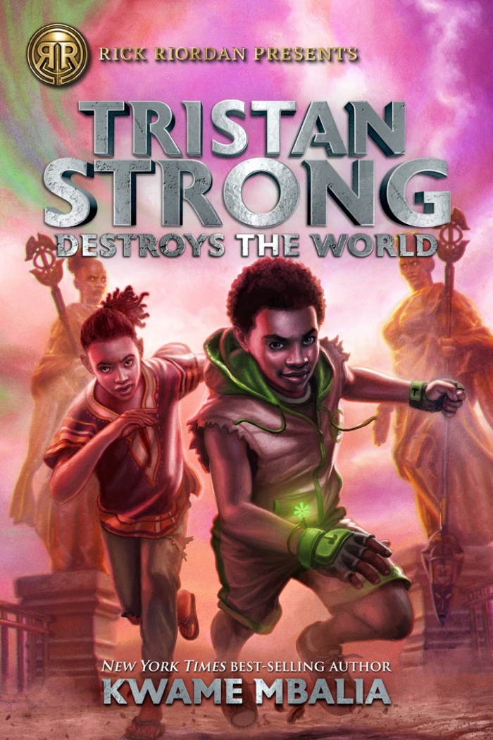 Review of Tristan Strong Destroys the World