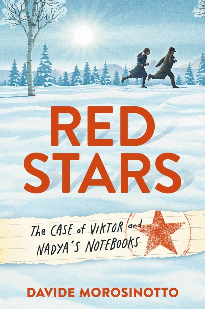 Review of Red Stars: The Case of Viktor and Nadya's Notebooks