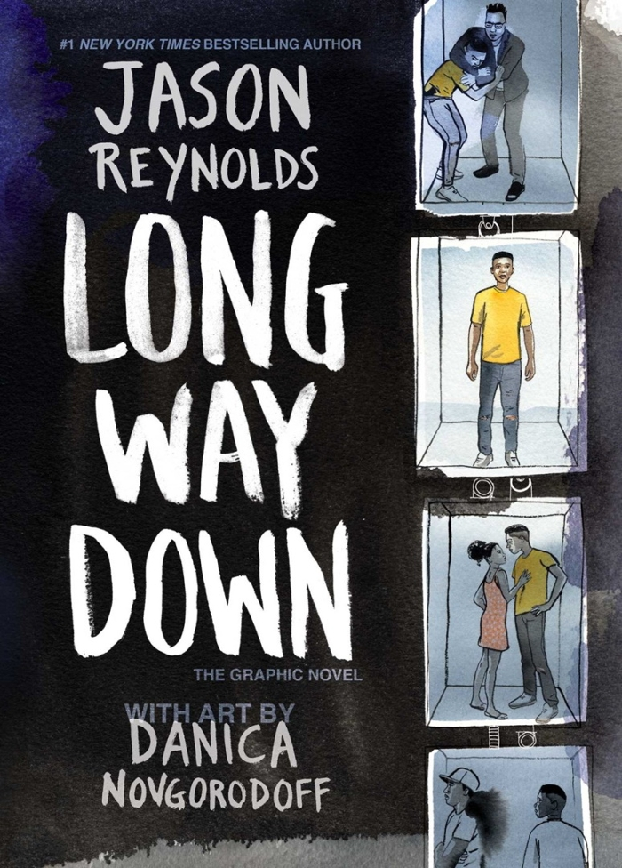 Review of Long Way Down: The Graphic Novel