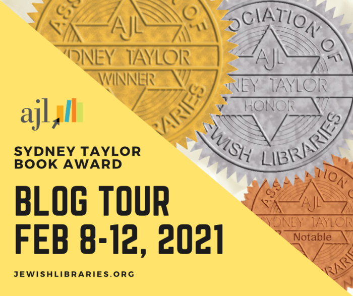Dancing at the Pity Party: Sydney Taylor Book Award Blog Tour 2021