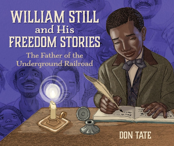 Review of William Still and His Freedom Stories: The Father of the Underground Railroad