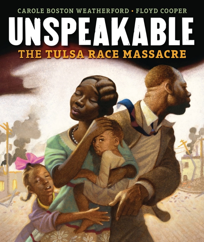 Review of Unspeakable: The Tulsa Race Massacre