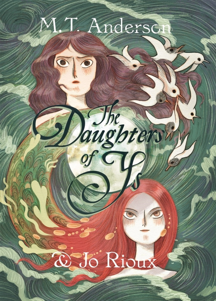 Review of The Daughters of Ys