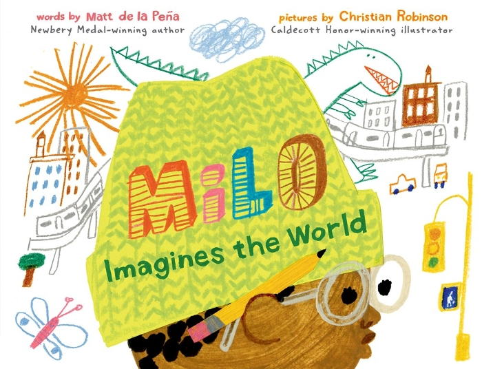 Review of Milo Imagines the World