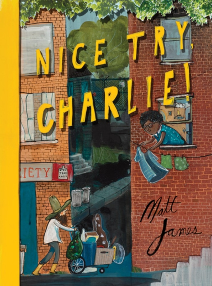 Review of Nice Try, Charlie!