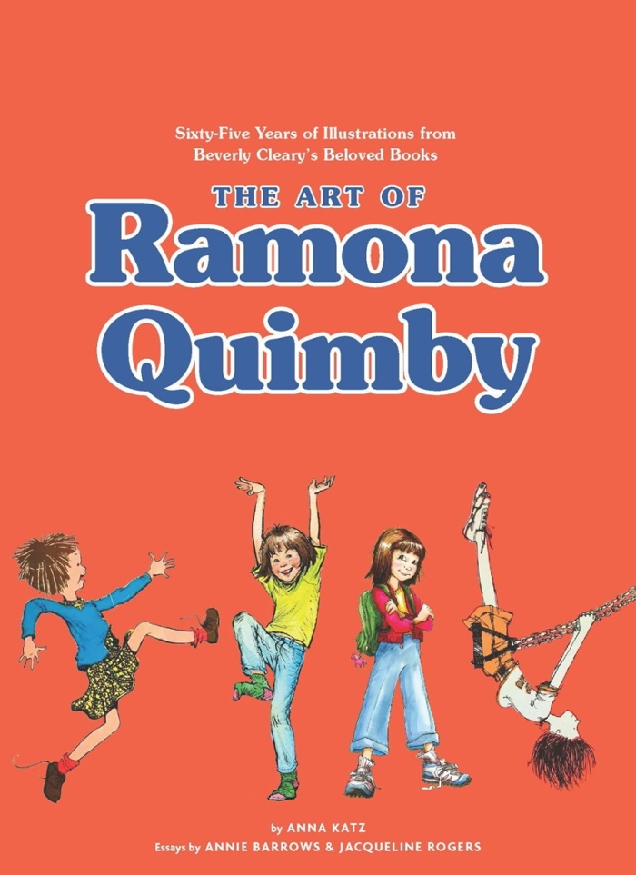 Review of The Art of Ramona Quimby: Sixty-Five Years of Illustrations from Beverly Cleary's Beloved Books