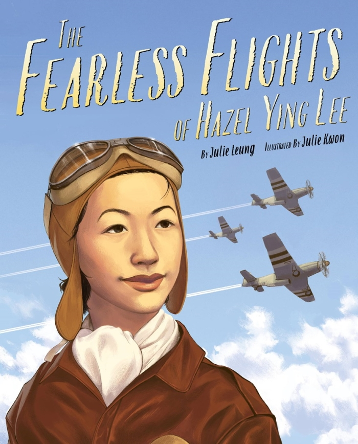 Review of The Fearless Flights of Hazel Ying Lee
