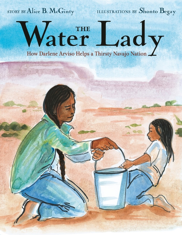 Review of The Water Lady: How Darlene Arviso Helps a Thirsty Navajo Nation