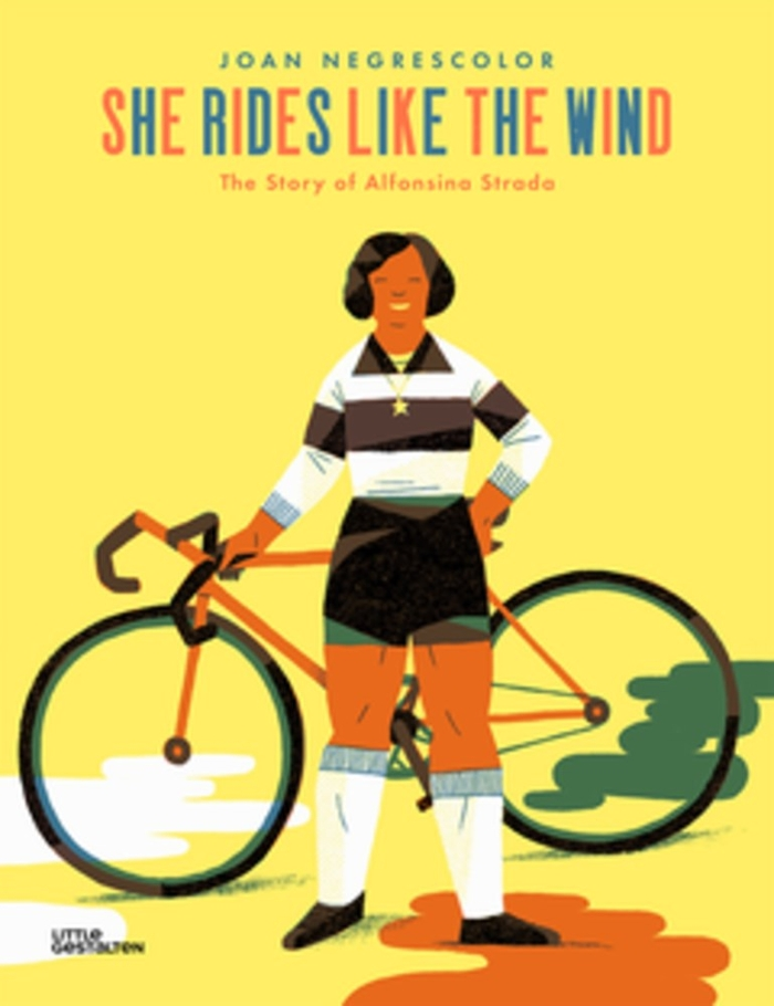 Review of She Rides like the Wind: The Story of Alfonsina Strada