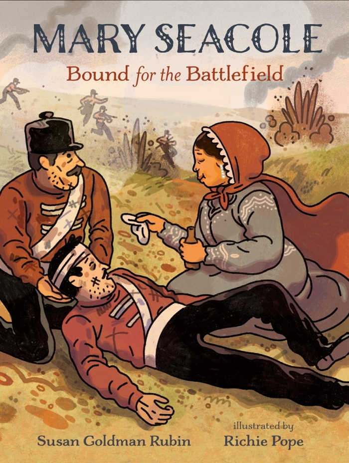 Review of Mary Seacole: Bound for the Battlefield