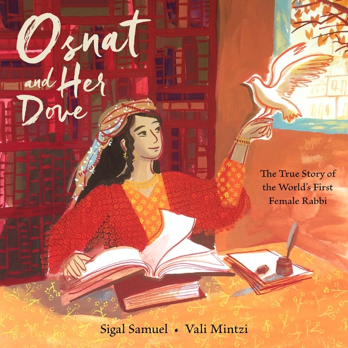 Review of Osnat and Her Dove: The True Story of the World's First Female Rabbi