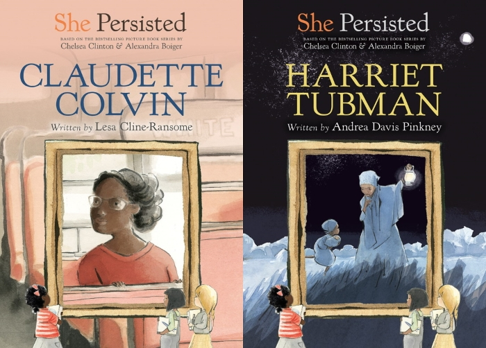 Review of Claudette Colvin and Harriet Tubman