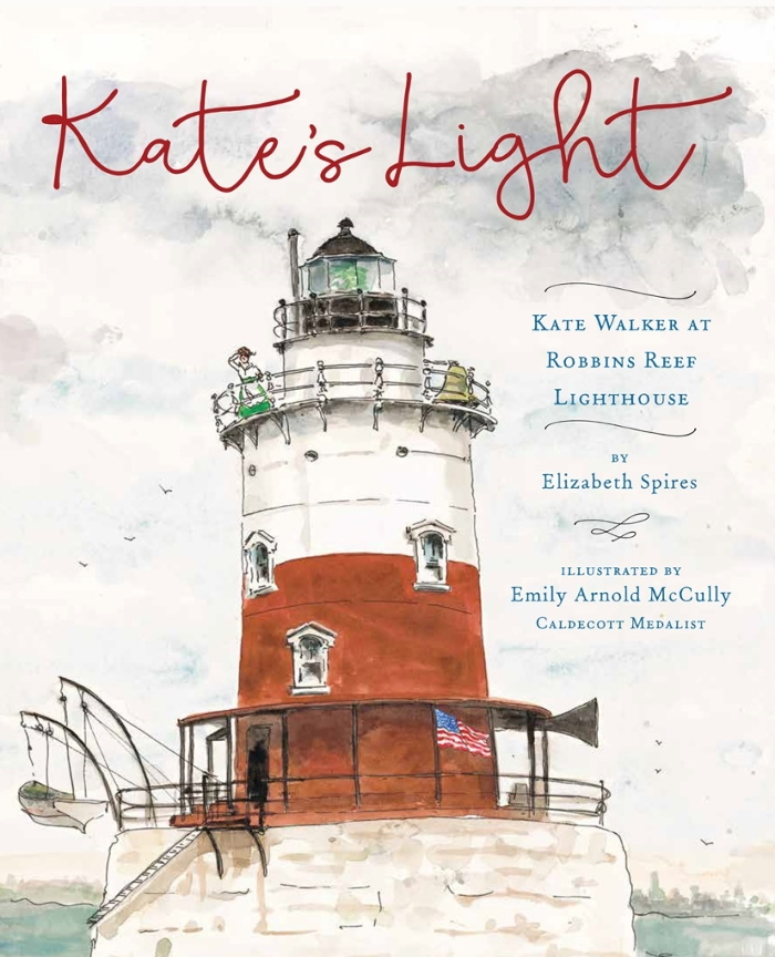 Review of Kate's Light: Kate Walker at Robbins Reef Lighthouse