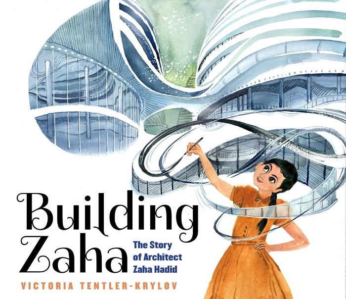 Review of Building Zaha: The Story of Architect Zaha Hadid