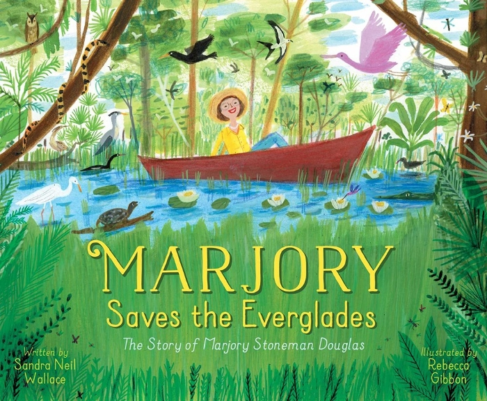 Review of Marjory Saves the Everglades: The Story of Marjory Stoneman Douglas