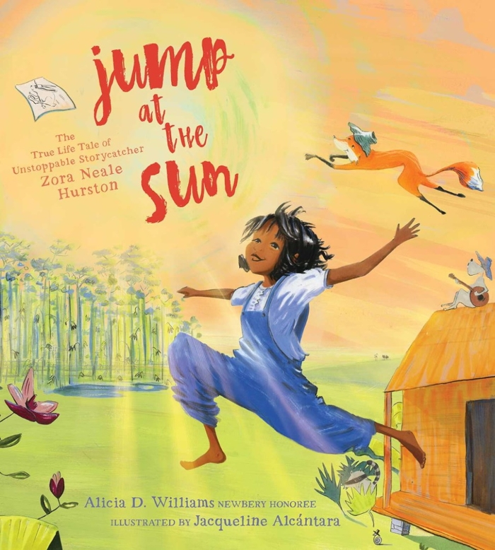 Review of Jump at the Sun: The True Life Tale of Unstoppable Storycatcher Zora Neale Hurston