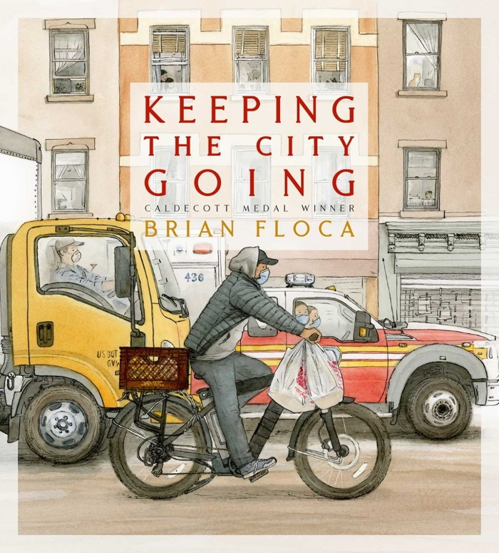 Review of Keeping the City Going