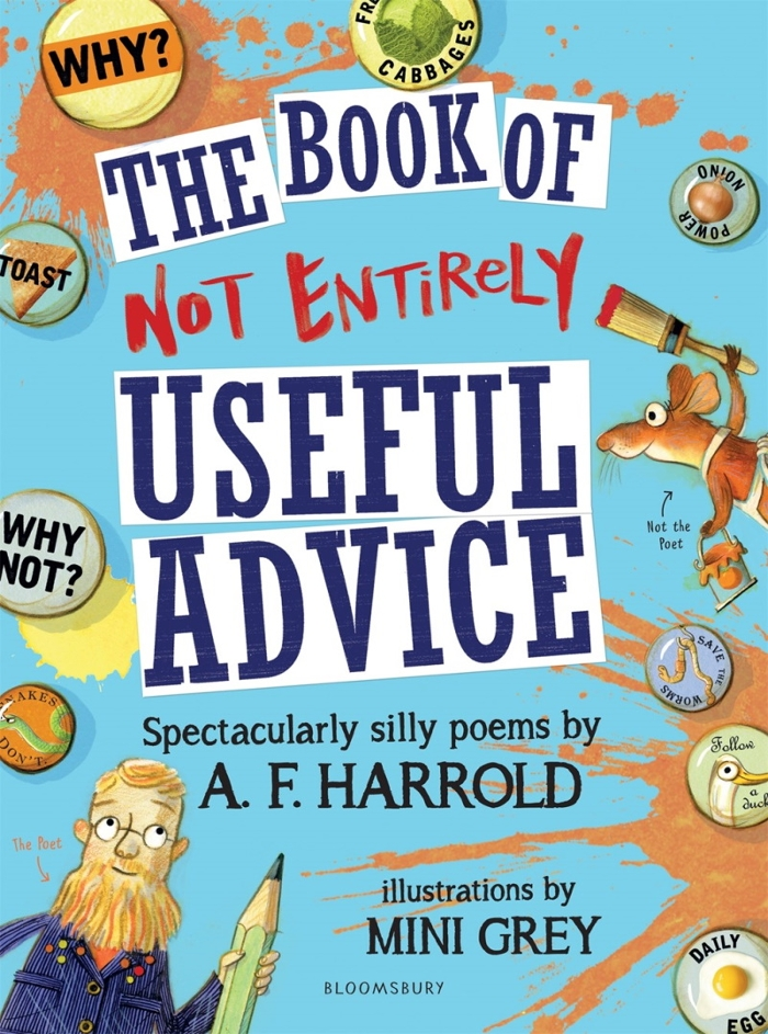 Review of The Book of Not Entirely Useful Advice
