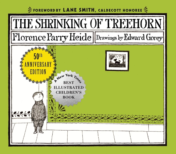 Review of The Shrinking of Treehorn: 50th Anniversary Edition