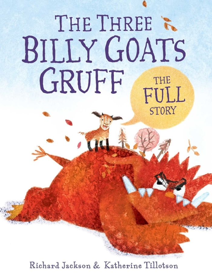 Review of The Three Billy Goats Gruff: The FULL Story