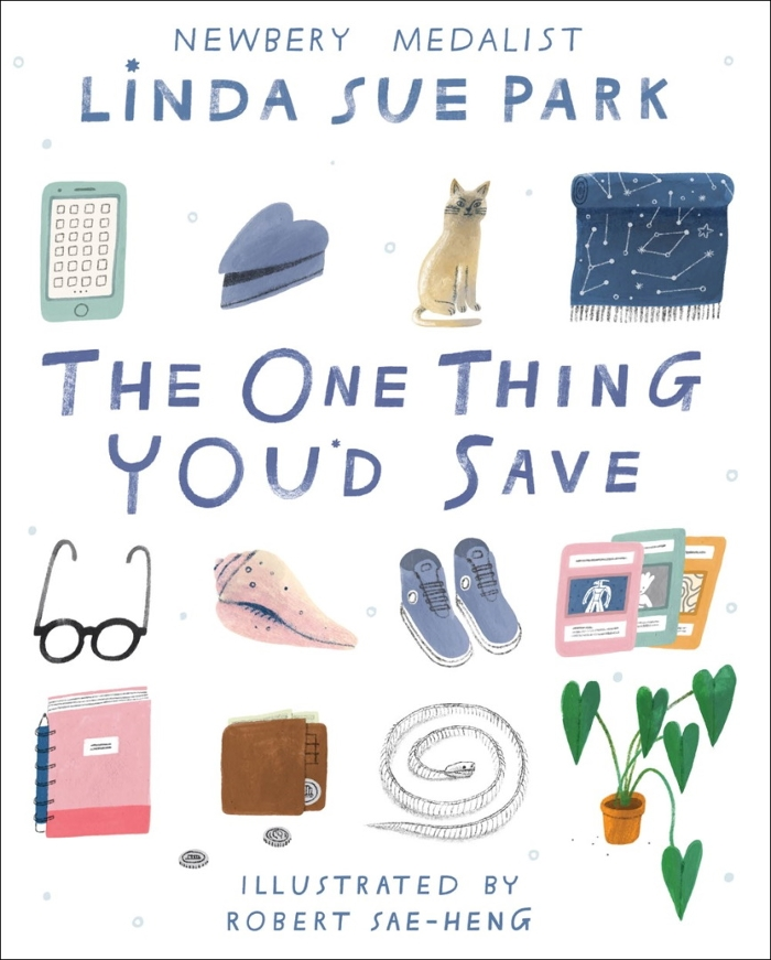 Review of The One Thing You'd Save