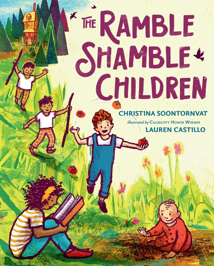 Review of The Ramble Shamble Children