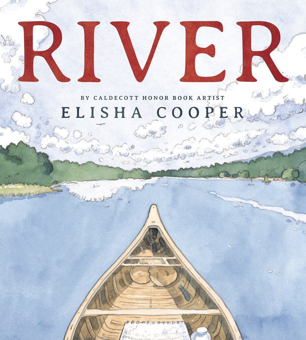Cover of River
