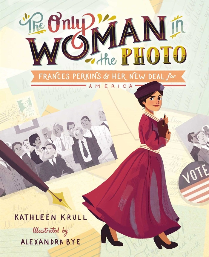 Review of The Only Woman in the Photo: Frances Perkins & Her New Deal for America