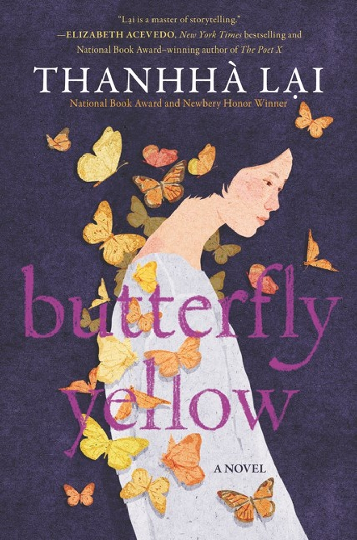 Review of Butterfly Yellow