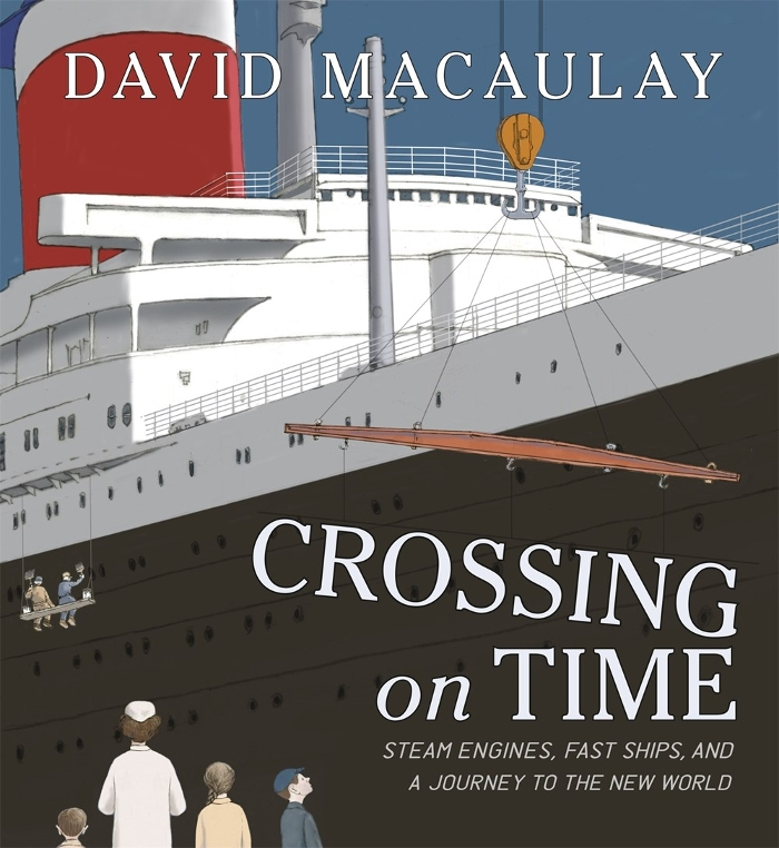 Review of Crossing On Time: Steam Engines, Fast Ships, and a Journey to the New World