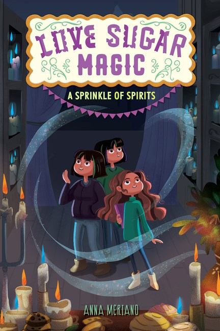 Review of Love Sugar Magic: A Sprinkle of Spirits