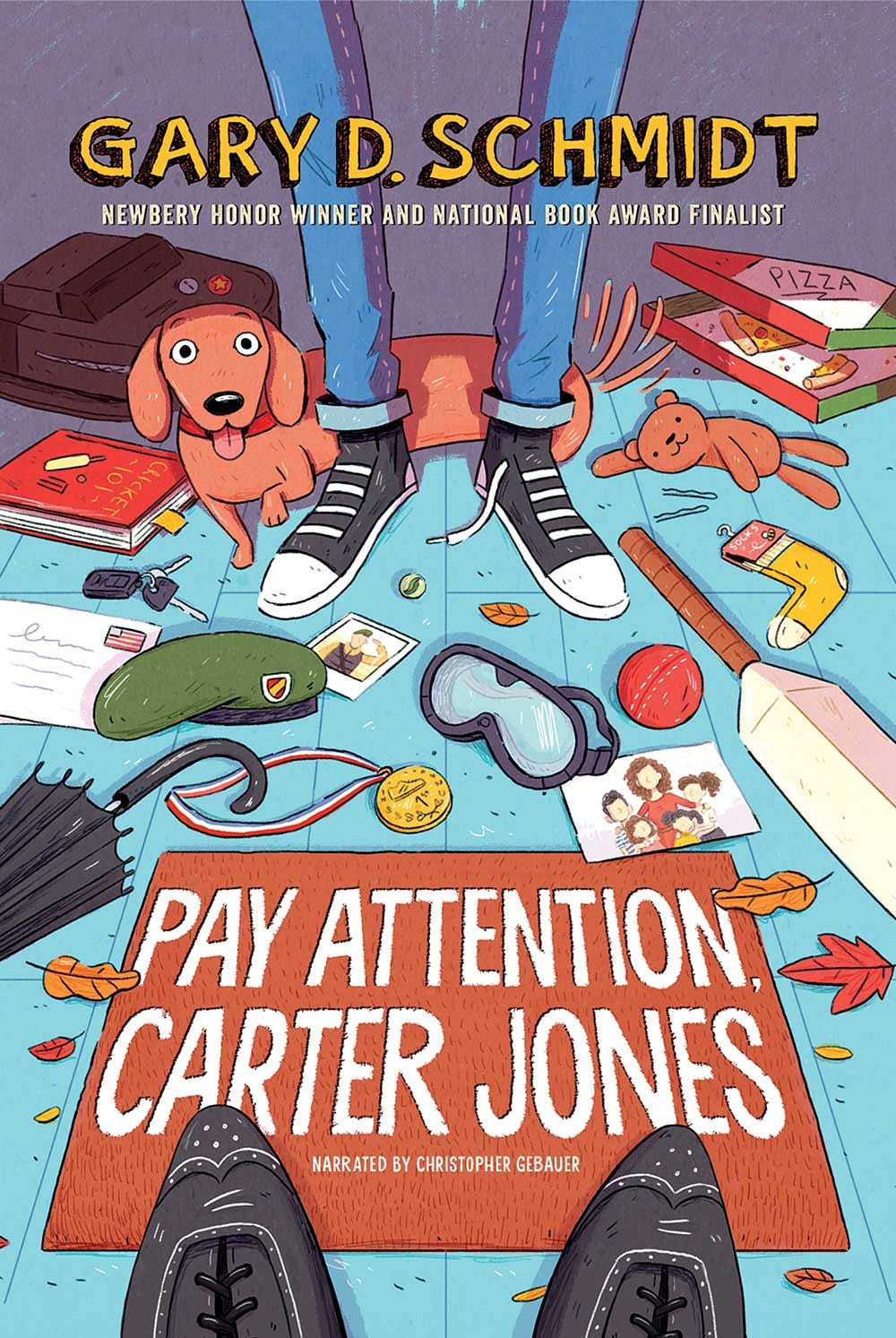 Review of Pay Attention, Carter Jones audiobook