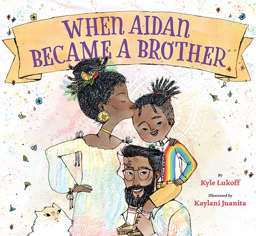 Cover of When Aidan Became a Brother