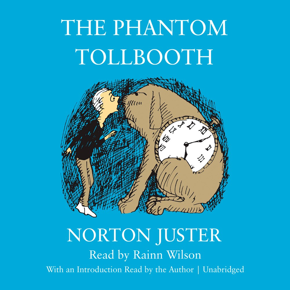 Review of The Phantom Tollbooth audiobook