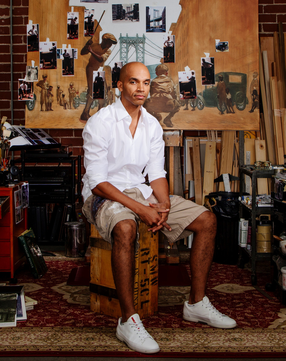 A Conversation with Kadir Nelson
