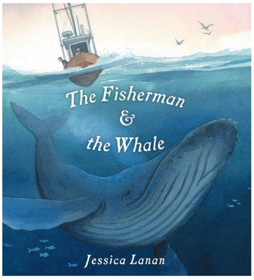 Cover of the Fisherman and the Whale