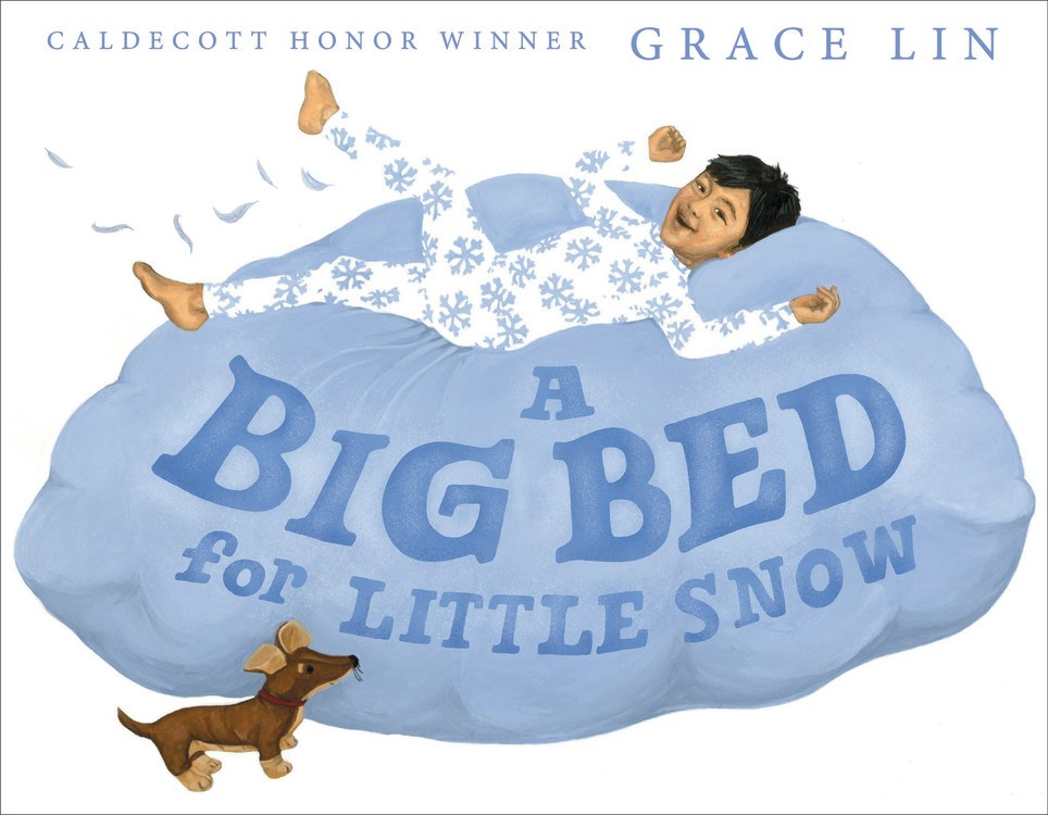 Cover of A Big Bed for Little Snow