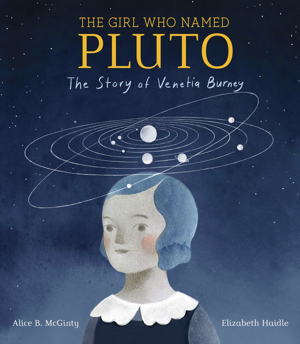 Review of The Girl Who Named Pluto: The Story of Venetia Burney