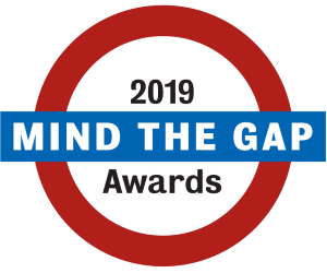 Reviews of 2019 Mind the Gap Award winners