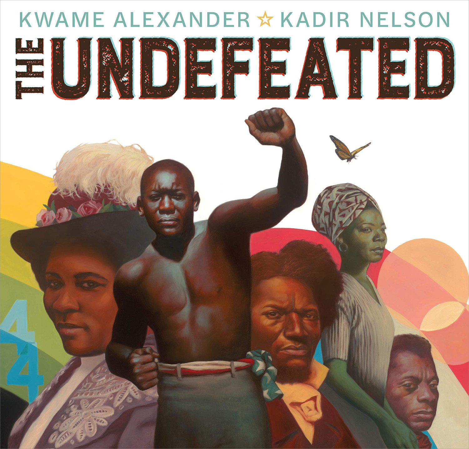 Cover of The Undefeated