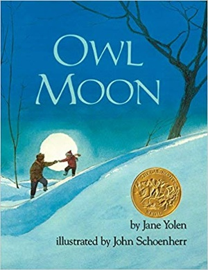 Owl Moon takes flight again
