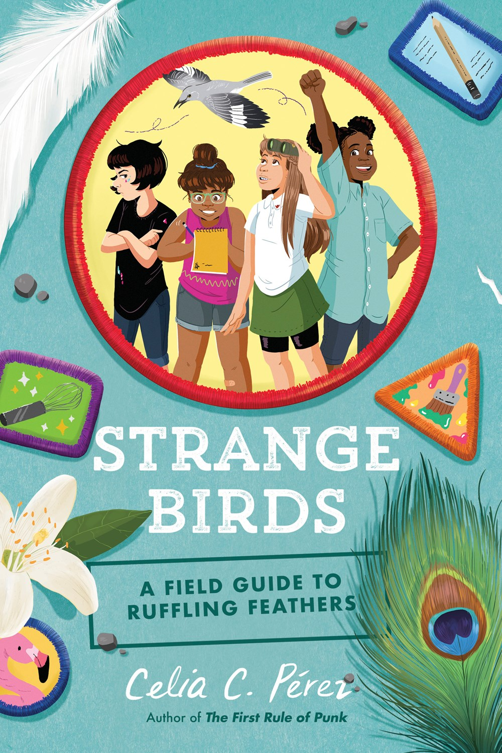 Review of Strange Birds: A Field Guide to Ruffling Feathers