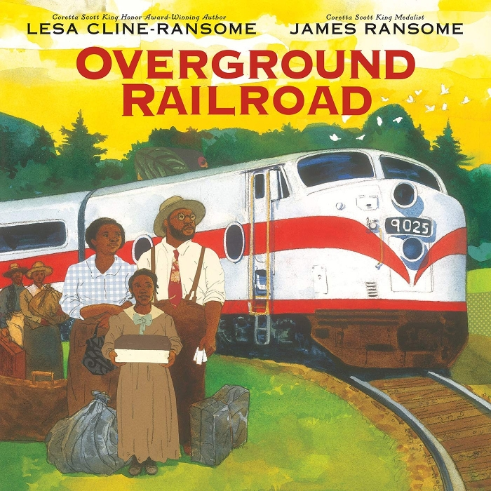 Review of Overground Railroad