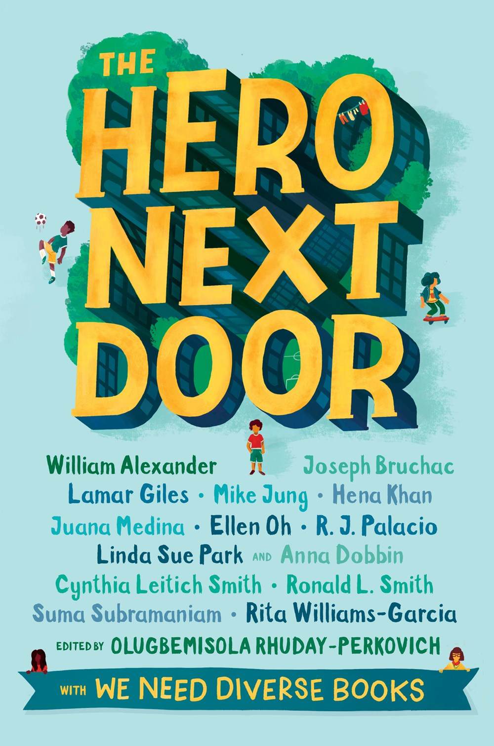 Review of The Hero Next Door
