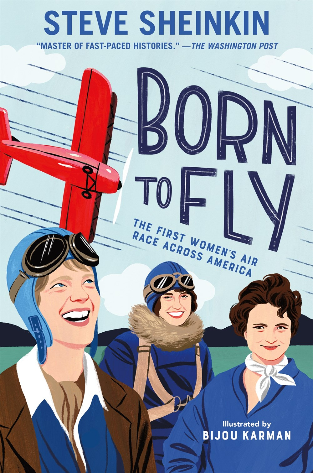 Review of Born to Fly: The First Women's Air Race Across America