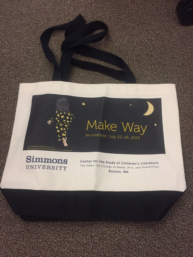 Conference Report: 2019 Children's Literature Summer Institute at Simmons University: