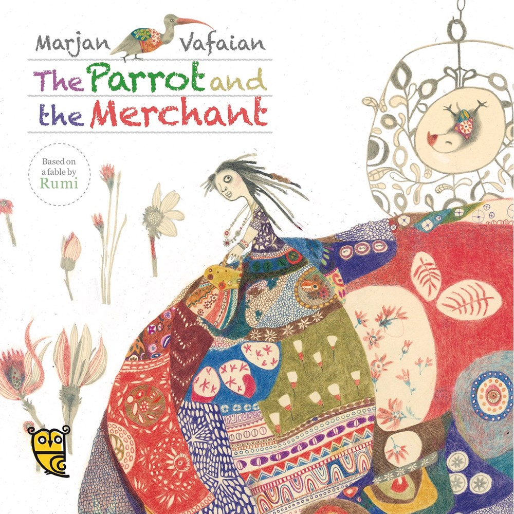 Review of The Parrot and the Merchant: A Tale by Rumi