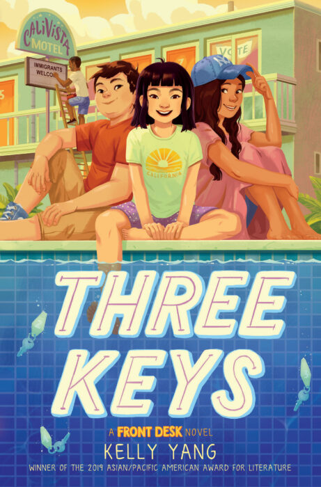 Review of Three Keys: A Front Desk-Novel